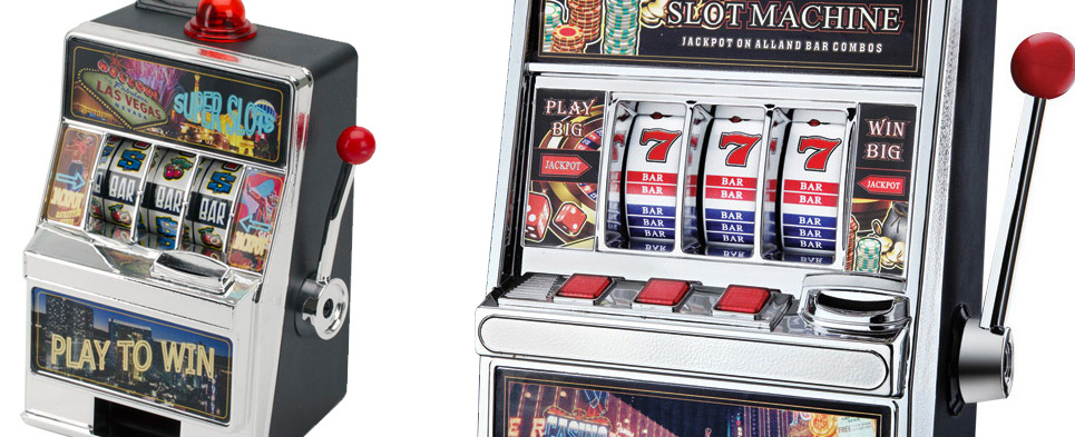 Mini toy slot machines casino reno nev